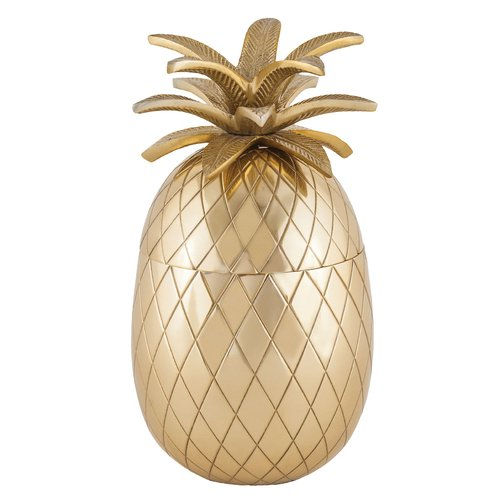 Mercer41-Gold-Aluminum-Pineapple-Decorative-Jar